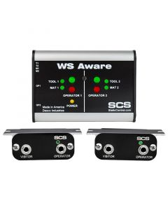 DESCO 770061. WS Aware Monitor with Standard Remotes and Ethernet Output