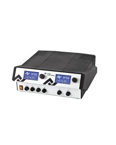 Ersa 0ICV403A. VARIO4, ESD 4 Kanal Löt-& Heissluftstation mit Vakuum, ohne Tools