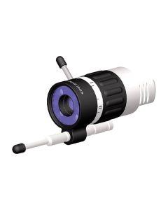 Ersa 0VSSE060-MZ80. 80x Macro-Zoom-Objektiv mit LED für mobile scope