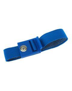 SAFEGUARD SAFEGUARD ESD PRO. ESD-Armband hellblau, 3 mm DK