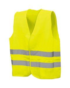 SAFEGUARD SG32811. Antistatische Warnweste, gelb, XXXL, XXL
