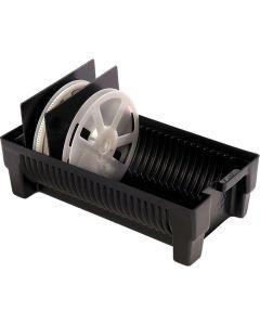 SAFEGUARD WL18703. SAFEGUARD ESD - ESD-SMD-Spulenständer/Kunstst., schwarz