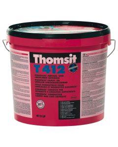 Thomsit 1280.T412. Kleber T415 Aquatack, ESD, Inhalt 14 kg
