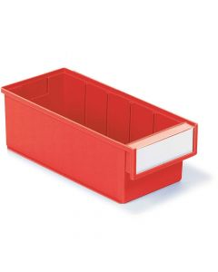 Schublade Treston 3015-5, rot, 300x132x100 mm
