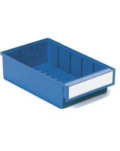 Schublade Treston 3020-6, blau, 300x186x82 mm