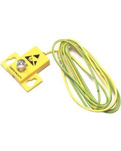 Treston 860522-00. Erdungsanschlußbox, gelb