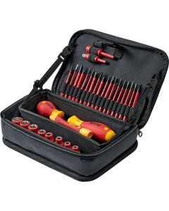 Wiha 43465. Werkzeug Set slimVario® electric