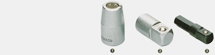 """1//4/"""" Proxxon 23703 Magnethalter für Bits 6,3 mm"""