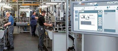 Montagetechnik  Bosch Rexroth