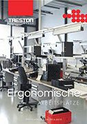 Catalogue Treston Ergonomic Workspaces